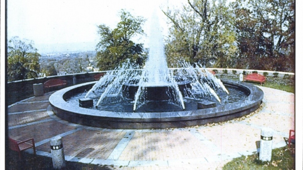 Rebirth Fountain 2